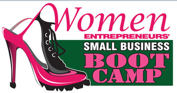 Women Entrepreneurs' Small Business Boot Camp